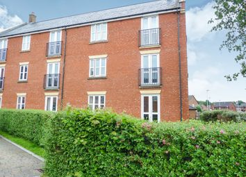 Thumbnail 1 bed flat for sale in Barle Court, Tiverton