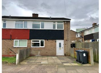 Thumbnail 3 bed terraced house to rent in Topcroft Road, Birmingham