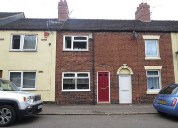 Thumbnail 2 bed terraced house for sale in Church Street, Silverdale, Newcastle