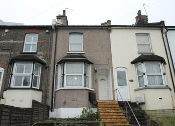 Thumbnail 2 bedroom terraced house for sale in Charles Street, Greenhithe, Kent