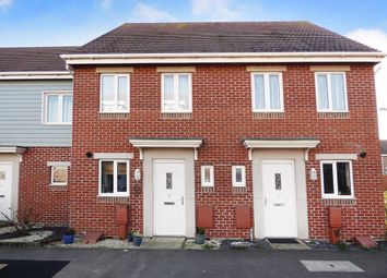 Thumbnail 2 bed terraced house for sale in Wish Field Drive, Felpham, Bognor Regis