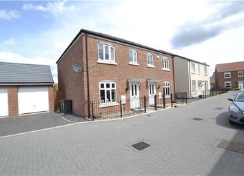 Thumbnail 3 bedroom property for sale in Lossiemouth Road, Kingsway, Quedgeley, Gloucester