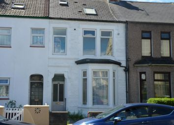 Thumbnail 4 bed block of flats for sale in Cowbridge Road East, Canton, Cardiff