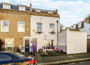 Thumbnail 3 bed end terrace house for sale in Shellwood Road, Battersea, London