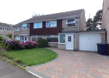 Thumbnail 3 bed property to rent in Faversham Court, Newcastle Upon Tyne