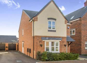 Thumbnail 3 bedroom detached house for sale in Arlington Close, Leicester, Leicestershire