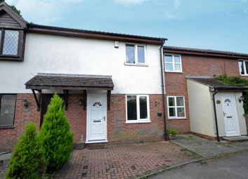 Thumbnail 2 bedroom terraced house for sale in Taverham, Norwich