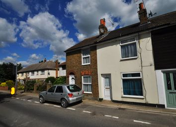 Thumbnail 2 bedroom end terrace house to rent in Lower Rainham Road, Rainham