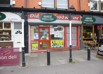 Thumbnail Retail premises to let in 111 Lapwing Lane, Didsbury, Manchester, Greater Manchester