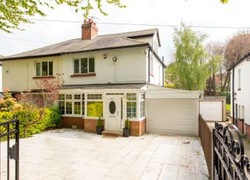 Thumbnail 4 bed semi-detached house for sale in Stainbeck Road, Chapel Allerton, Leeds, West Yorkshire