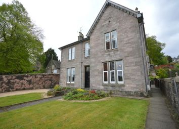 Thumbnail 1 bedroom flat for sale in West Bridgend, Dumbarton