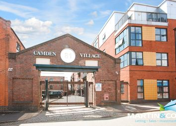 Thumbnail 1 bed flat for sale in Camden Village, Camden Street, Jewellery Quarter