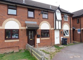 Thumbnail 2 bed terraced house for sale in Campion Close, Soham, Ely