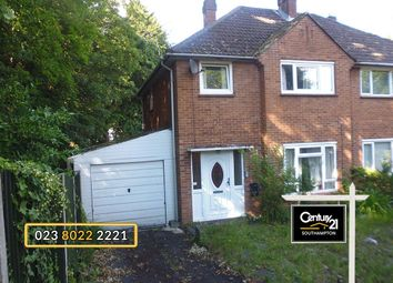 Thumbnail 4 bed terraced house to rent in Glen Eyre Road, Southampton