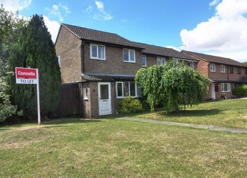 Thumbnail 3 bed end terrace house to rent in Dryden Avenue, Bicester