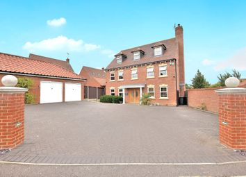 Thumbnail 5 bed detached house for sale in Tyler Avenue, Flitch Green, Dunmow
