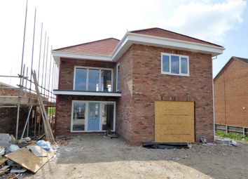 Thumbnail 4 bedroom detached house for sale in Church Road, Ten Mile Bank, Downham Market