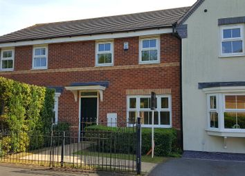 Thumbnail 3 bed terraced house for sale in Field Close, Kettlebrook, Tamworth
