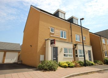 Thumbnail 4 bed semi-detached house for sale in Skinners Croft, Charlton Hayes, Patchway, Bristol