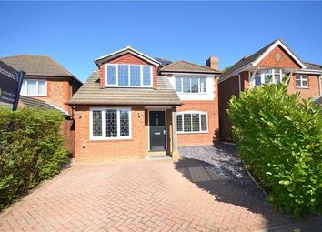 Thumbnail 4 bed detached house for sale in Huson Road, Warfield, Berkshire