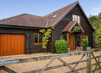 5 bed detached house for sale in Highfields Road, Highfields Caldecote, Cambridge CB23