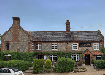 Thumbnail Hotel/guest house for sale in Church Road, West Beckham, Holt