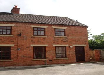 Thumbnail 2 bed property to rent in Kennedy's Close, Off Town Hall Yard, Ashbourne