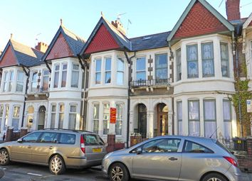 Thumbnail 4 bed terraced house to rent in Heathfield Road, Heath, Cardiff