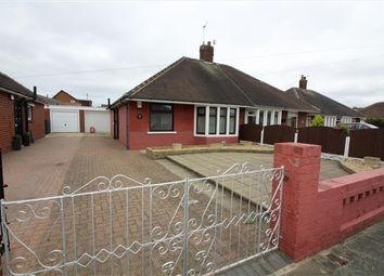 Thumbnail 2 bed bungalow for sale in Clitheroe Place, Blackpool