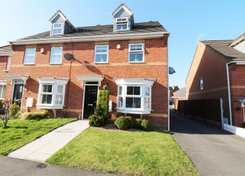 Thumbnail 3 bedroom property for sale in Chillington Way, Norton Heights, Stoke-On-Trent