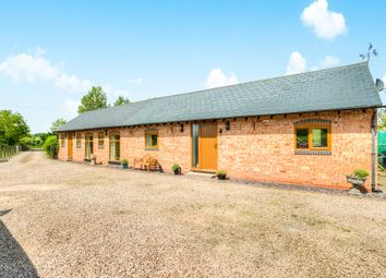 Thumbnail 2 bed barn conversion for sale in Redditch Road, Ullenhall, Henley-In-Arden
