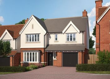 Thumbnail 4 bed detached house for sale in Western Road, Hagley, Stourbridge