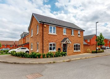 Thumbnail 3 bed detached house for sale in Greyhound Road, Coventry