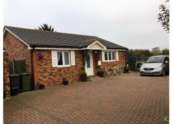 Thumbnail 2 bedroom detached bungalow for sale in Duck End, Bishop's Stortford