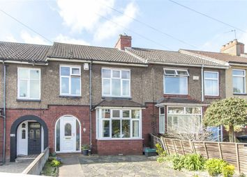 Thumbnail 3 bed terraced house for sale in Radnor Road, Horfield, Bristol