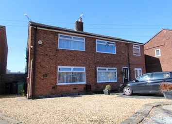 Thumbnail 2 bed semi-detached house for sale in Brookfield Close, Offerton, Stockport