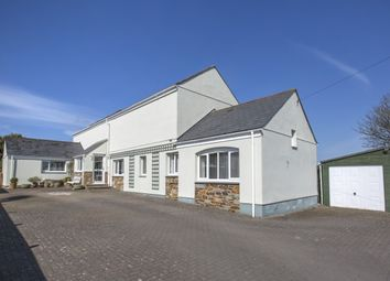 Thumbnail 4 bed detached house for sale in Winnards Perch, St. Columb