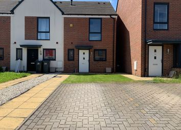 Thumbnail 2 bed end terrace house for sale in Topland Grove, Birmingham