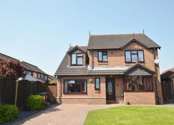 Thumbnail 4 bed detached house for sale in Henderson Way, Winterton, Scunthorpe