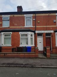 Thumbnail 2 bed terraced house to rent in Craig Road, Manchester