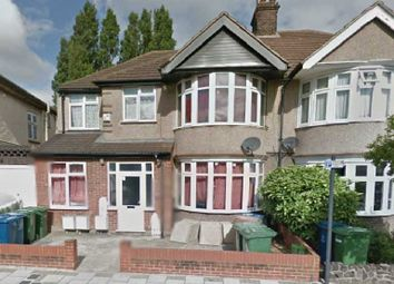 Thumbnail 4 bed maisonette to rent in Lowick Road, Harrow-On-The-Hill, Harrow