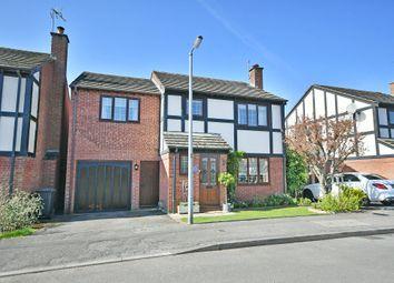 Thumbnail 4 bed detached house for sale in Mulcaster Avenue, Grange Park, Swindon