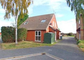 Thumbnail 1 bedroom property for sale in The Brambles, Deeping St. James, Peterborough