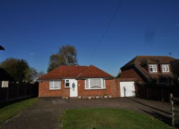 Thumbnail 3 bed bungalow to rent in High Street, Newington, Sittingbourne