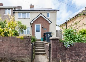 Thumbnail 3 bed semi-detached house for sale in Heol Yr Ysgol, Ebbw Vale