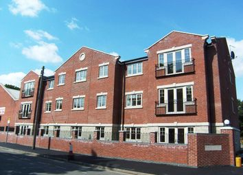 Thumbnail 2 bed flat to rent in Nursery Street, Mansfield