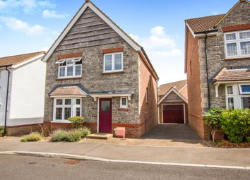 Thumbnail 3 bedroom detached house for sale in Leader Street, Cheswick Village, Bristol