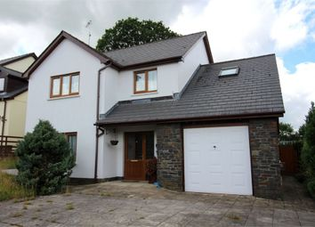 Thumbnail 4 bed detached house for sale in 3 Green Meadow, New Inn, Pencader, Carmarthenshire