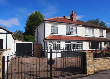 Thumbnail 3 bed semi-detached house for sale in Nunroyd Avenue, Moortown, Leeds