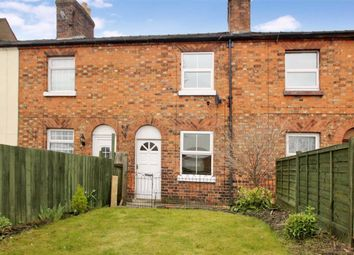 Thumbnail 2 bedroom terraced house to rent in Park Terrace, Whittington Road, Oswestry